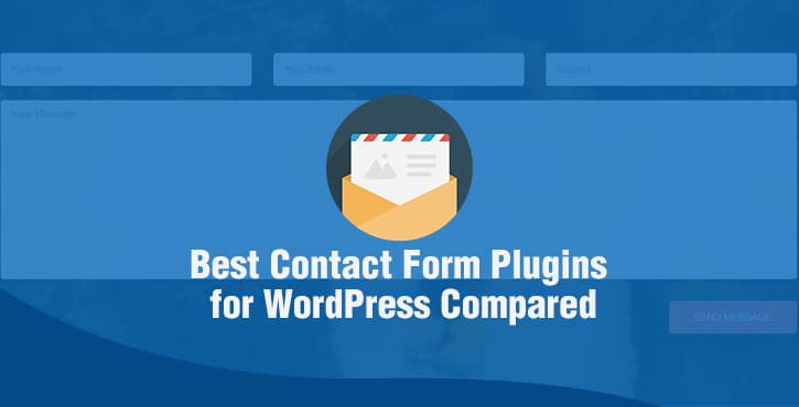 best contact form wordpress plugin