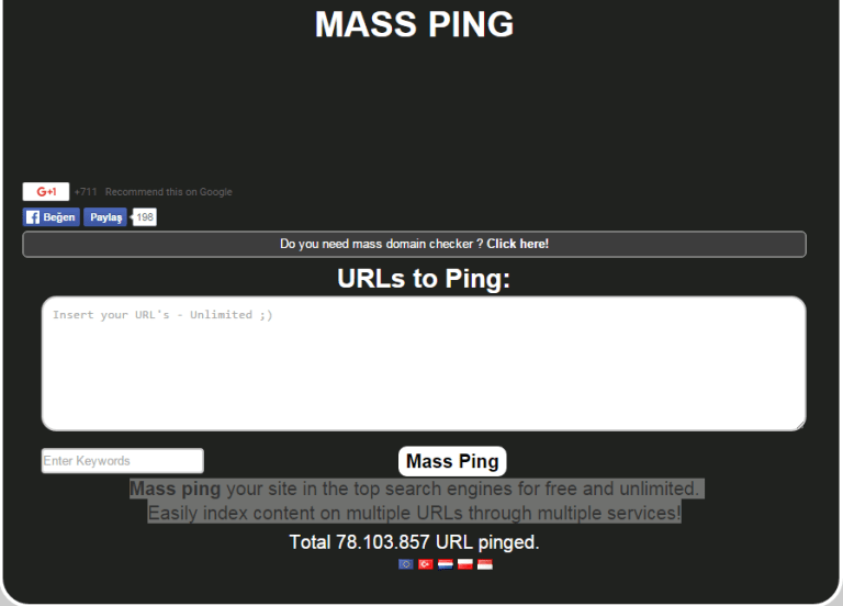 mass backlinks