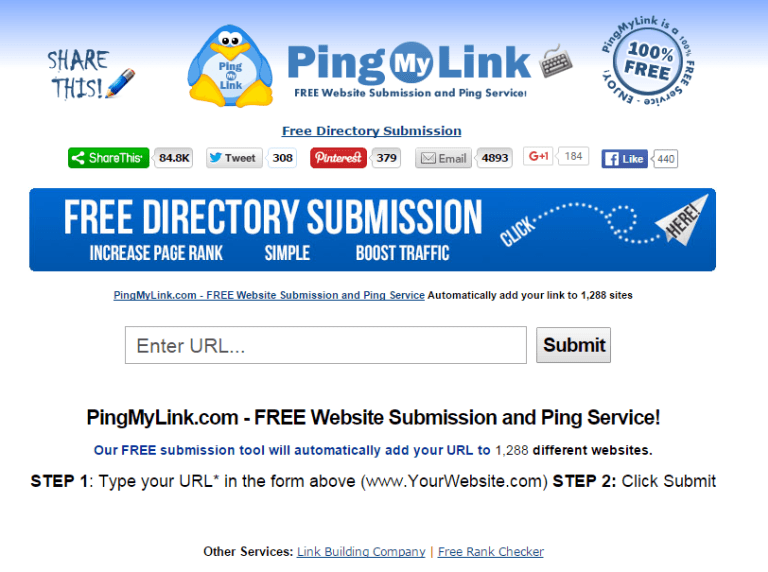 Ping My Website | 7 Free Ping Sites For Faster Indexing