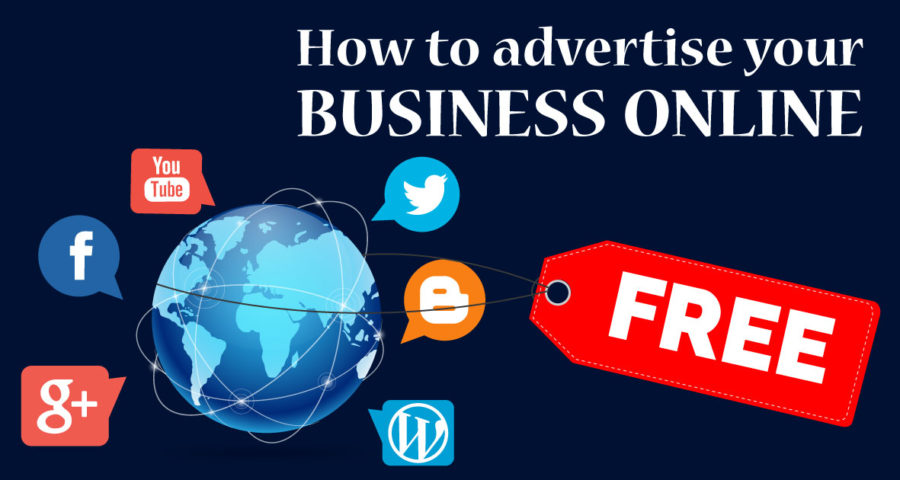 advertise your business online free